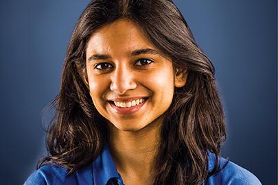 Volunteer Shreya