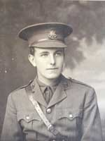 Captain J R Ackerley, East Surrey Regiment, c.1916 (SHC ref ESR/18/2/2 p.6)
