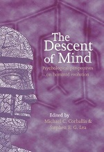 Front cover of The Descent of Mind