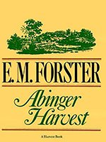 Front cover of E.M. Forster's Abinger Harvest 1936