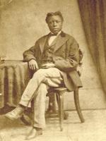 Portrait photograph of John Springfield, c. 1880s (SHC ref 1714/1)