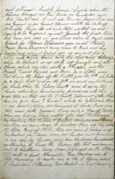 Sergeant Henry Swan's account of the battle