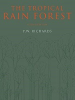 Front cover of The Tropical Rain Forest An Ecological Study