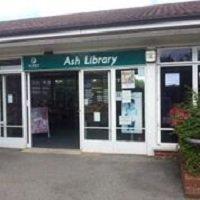 Ash Library exterior