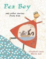 Front cvoer of Pea Boy and other stories