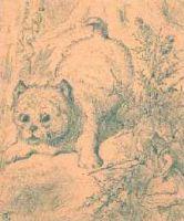 The big puppy by John Tenniel SHC ref: LC/3
