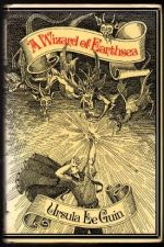 Front cover Wizard of Earthsea