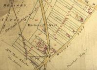 Enclosure map of Epsom Common Fields 1869 SHC ref: QS6/4/66