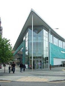 Walton Library exterior