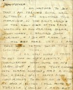 Link to large image of letter from RC Sherriff