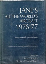 Front cover of Jane's All the World's Aircraft 1978-79