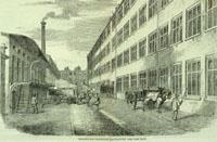 Broadwood Horseferry Road factory