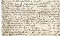 Extract from accounts journal of Sir William More, Bart., 1672-1683