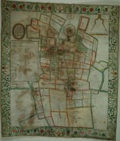 Loseley estate map. SHC ref LM/2055