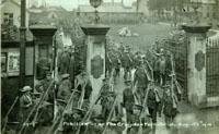 Croydon Q Regiment 5 August1914 (SHC ref 7502/QR/96)