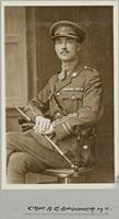 Captain Arthur Ernest Spooner MC, 8th Battalion, The Queen's