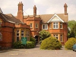 Ewell Court Library exterior
