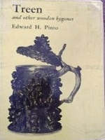 Front cover of Treen and Other Wooden Bygones