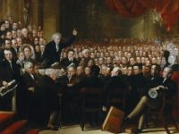 Portrait of The British and Foreign Anti-Slavery Society Convention of 1840 NPG