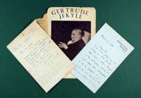 Gertrude Jekyll A Memoir