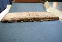 Journal before restoration