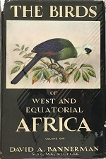 Front cover of The Birds of West and Equatorial Africa Vol 1 and 2