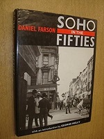 Front cover of Soho in the Fifties