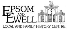 Epsom and Ewell Local and Family History Centre logo