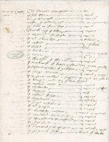 List of Christmas and New Year gifts received by Sir William More, 1577