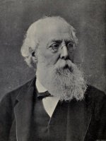 Portrait photograph of Thomas Farrer, 1st Lord Farrer