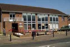 Ashford Library